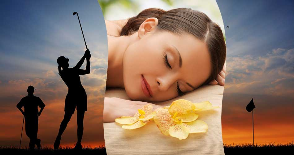 you golf I spa vacation package