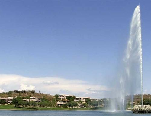 The Tallest Fountain
