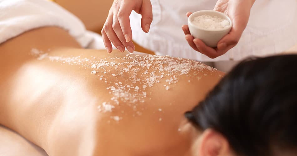 What Is A Body Scrub Spa Treatment