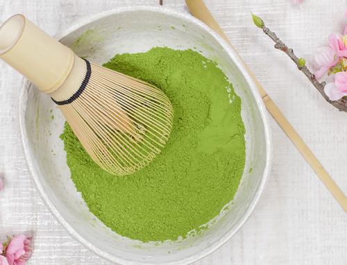 Green Tea Wrap